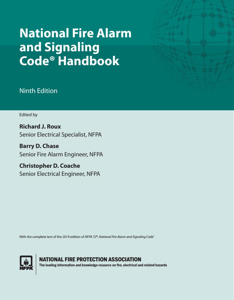 استاندارد NFPA 72